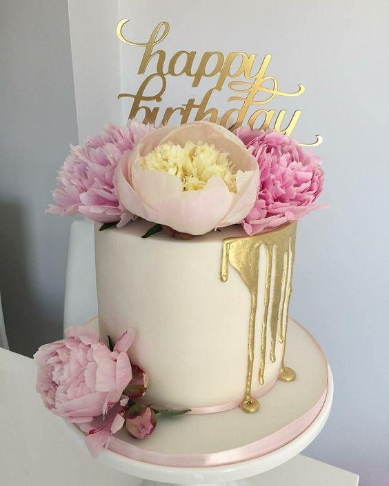 Happiest Birthday cake