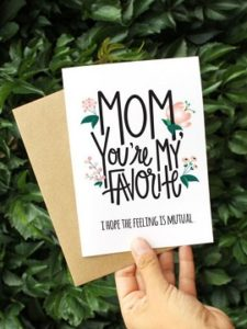 Cute Birthday Cards For Mom