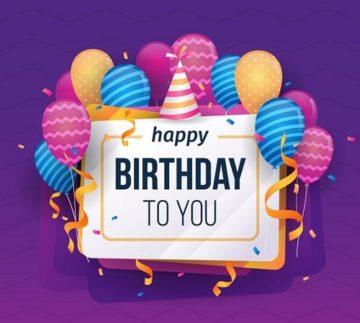 birthday wishes for kid boy