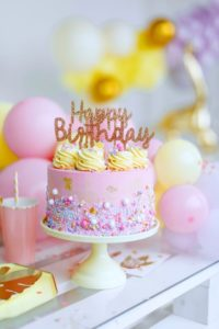 Birthday Wishes For Toddler