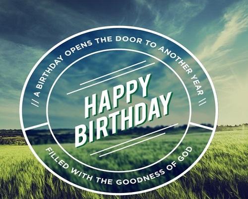 happy birthday dayspring
