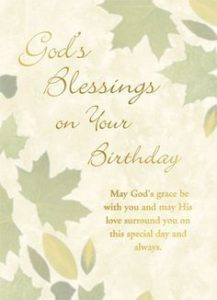 Christian Birthday Quotes