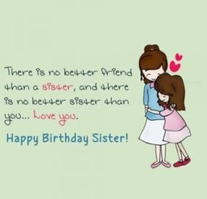 Happy Birthday Sister Funny Wishes