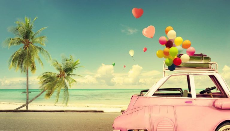Happy Birthday Beach