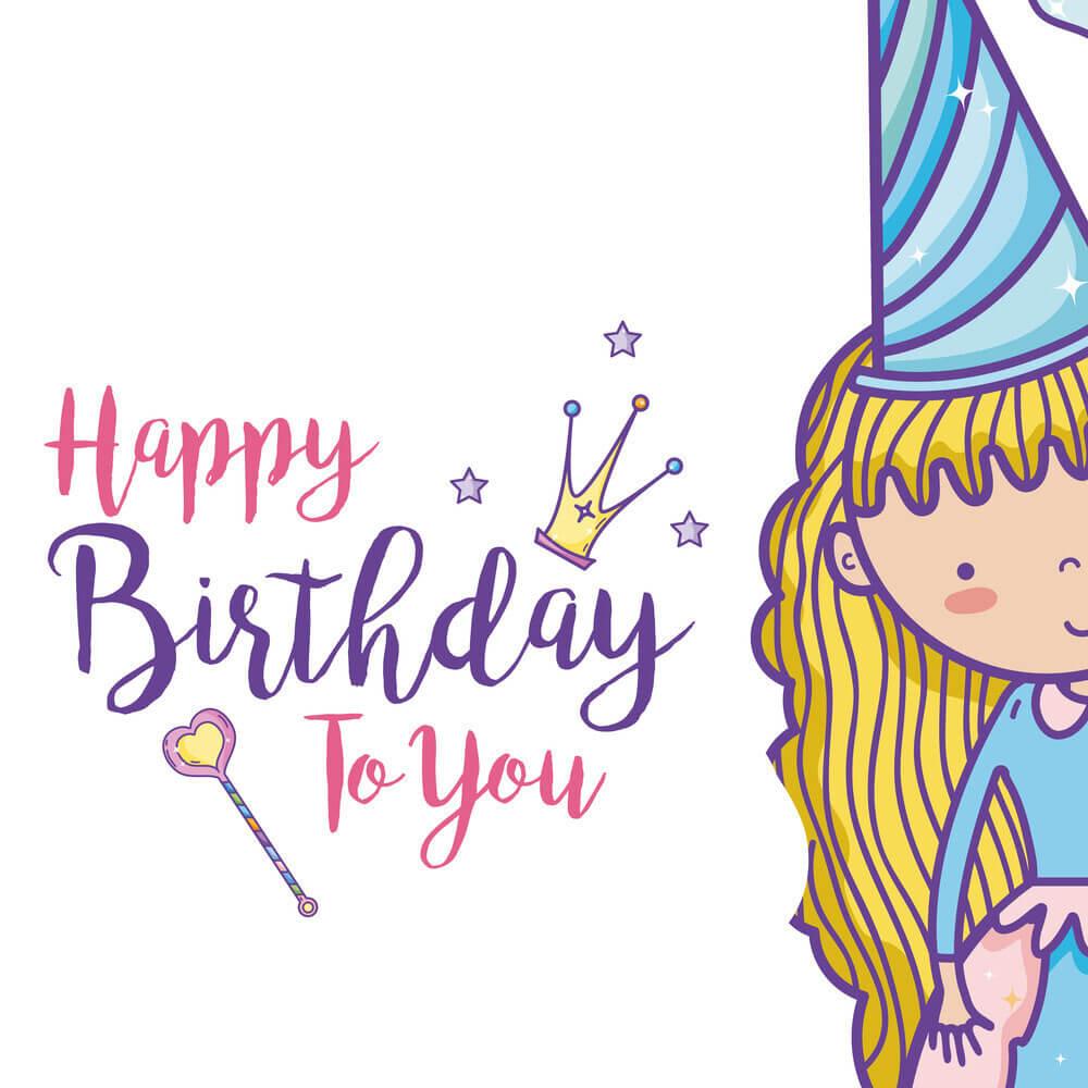 Happy Birthday Princess Pics