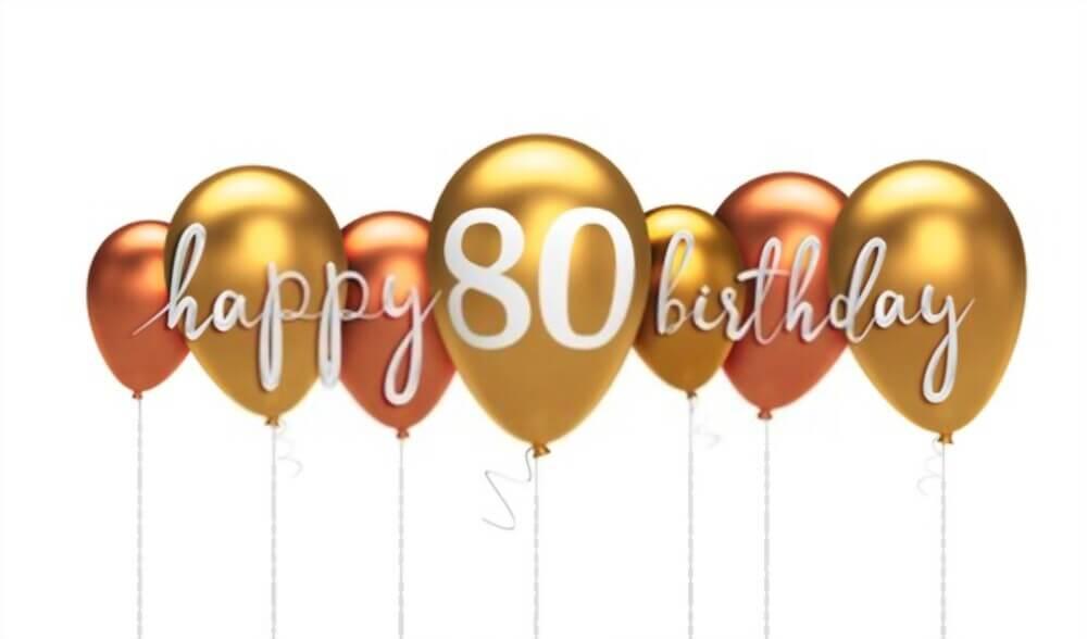 happy 80th birthday gif
