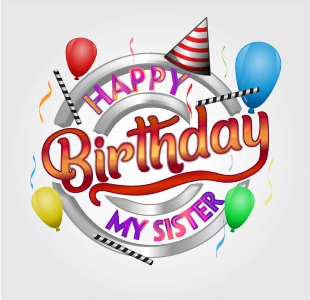 funny happy birthday meme for sister