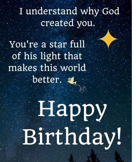 Birthday amazing wishes