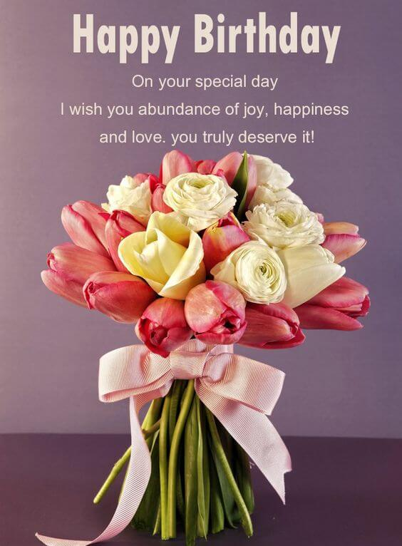 Happy Birthday amazing wishes photo
