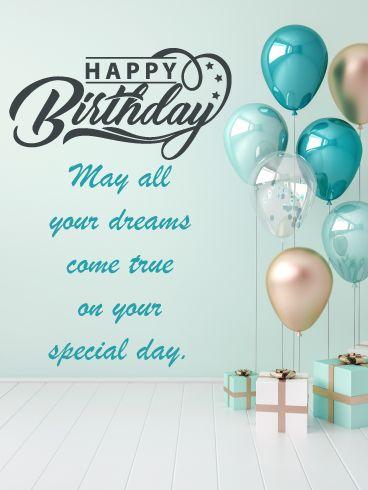 Happy Birthday amazing wishes pics
