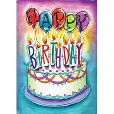 Happy birthday balloon clip art