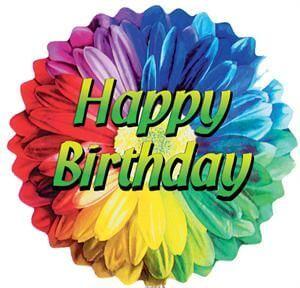 Happy birthday balloon funny images