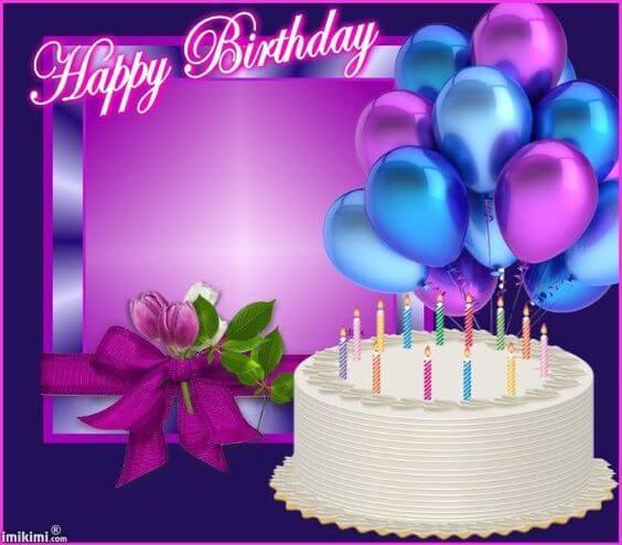 Happy birthday balloon meme