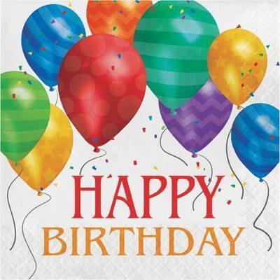 Happy birthday balloon pix